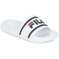 Sapatos Mulher chinelos Fila MORRO BAY SLIPPER WMN Branco