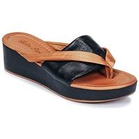 Sapatos Mulher Chinelos Lola Espeleta IDOLE Preto