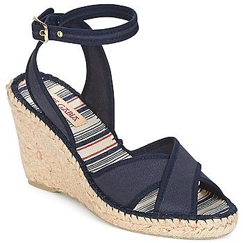 Sapatos Mulher Sandálias Pare Gabia KLINADA Marinho