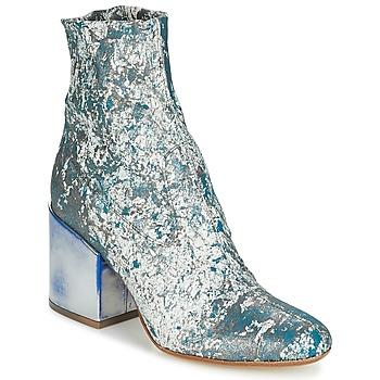 Sapatos Mulher Botins Now LUNA Azul