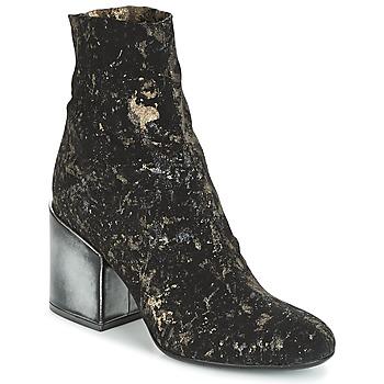 Sapatos Mulher Botins Now LUNA Preto