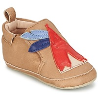 Sapatos Rapaz Pantufas bebé Shoo Pom CHOU TIPI Nougat