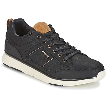 Sapatos Homem Sapatilhas Kappa SIMEHUS Preto