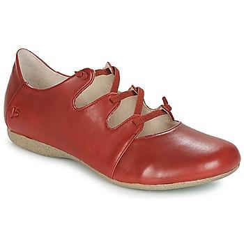 Sapatos Mulher Sabrinas Josef Seibel FIONA 04 Vermelho