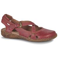 Sapatos Mulher Sandálias Josef Seibel ROSALIE 13 Vermelho