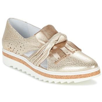 Sapatos Mulher Mocassins Regard RASTAFA Dourado