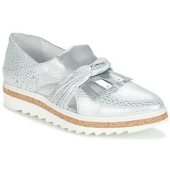 Sapatos Mulher Mocassins Regard RASTAFA Prateado
