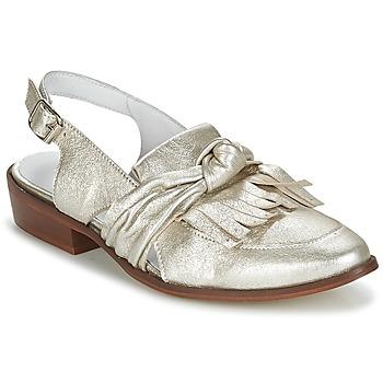 Sapatos Mulher Mocassins Regard RELABI Dourado