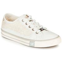 Sapatos Mulher Sapatilhas Mustang ROULIA Branco