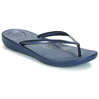 Sapatos Mulher Chinelos FitFlop IQUSHION ERGONOMIC FLIP-FLOPS Navy