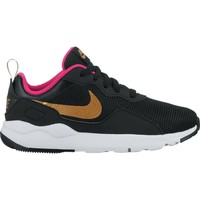 Sapatos Rapariga Sapatilhas Nike Girls'  LD Runner (PS) Pre-School Shoe NEGRO