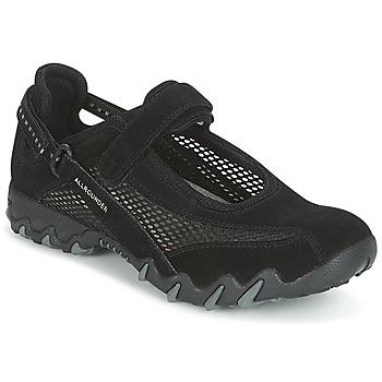 Sapatos Mulher Sandálias desportivas Allrounder by Mephisto NIRO Preto