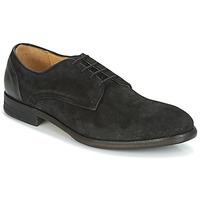 Sapatos Homem Sapatos Hudson DREKER Preto