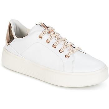 Sapatos Mulher Sapatilhas Geox D NHENBUS A Branco