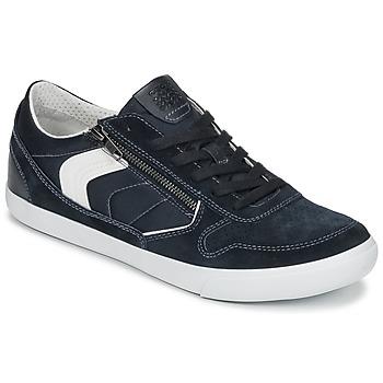 Sapatos Homem Sapatilhas Geox U BOX C Azul
