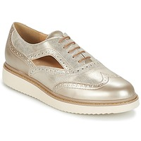 Sapatos Mulher Sapatos Geox THYMAR A Bege / Toupeira
