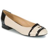 Sapatos Mulher Sabrinas Geox WISTREY E Cru / Preto