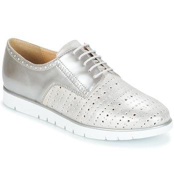 Sapatos Mulher Sapatos Geox KOOKEAN Prata