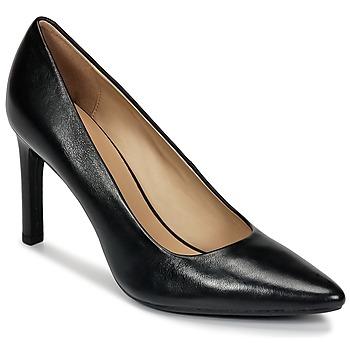 Sapatos Mulher Escarpim Geox FAVIOLA C Preto