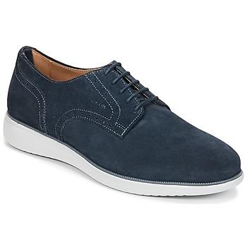 Sapatos Homem Sapatos Geox WINFRED A Marinho