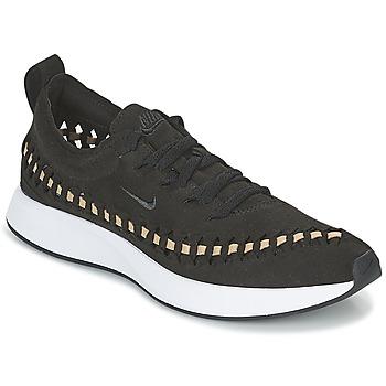 Sapatos Mulher Sapatilhas Nike DUALTONE RACER WOVEN W Preto