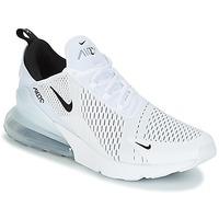 Sapatos Homem Sapatilhas Nike AIR MAX 270 Branco / Preto