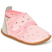 Sapatos Rapariga Chinelos Giesswein SALSACH Rosa