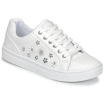 Sapatos Mulher Sapatilhas Guess JAMIT Branco