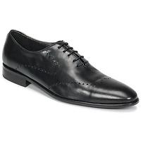 Sapatos Homem Richelieu So Size LOJA Preto