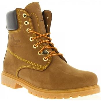 Sapatos Homem Botas baixas Panama Jack PANAMA 03 WOOL C6 Beige