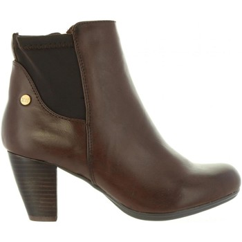 Sapatos Mulher Botins Xti 47329 Marrón