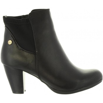 Sapatos Mulher Botins Xti 47329 Negro