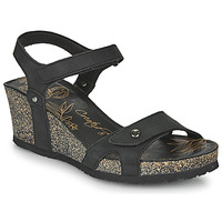 Sapatos Mulher Sandálias Panama Jack JULIA Preto