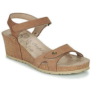 Sapatos Mulher Sandálias Panama Jack JULIA Castanho