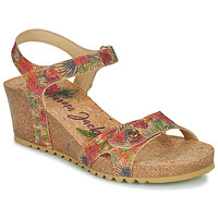 Sapatos Mulher Sandálias Panama Jack JULIA Bege