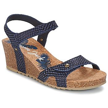 Sapatos Mulher Sandálias Panama Jack JULIA Marinho