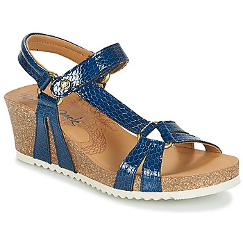 Sapatos Mulher Sandálias Panama Jack VIOLETTA Marinho