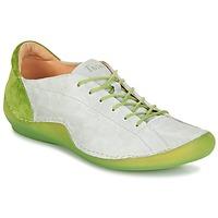 Sapatos Mulher Sapatilhas Think CAVAER Cinza