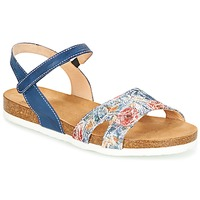 Sapatos Mulher Sandálias Think ZIFUDEKE Azul