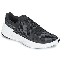 Sapatos Homem Fitness / Training  Under Armour UA Ultimate Speed Antracite / Branco
