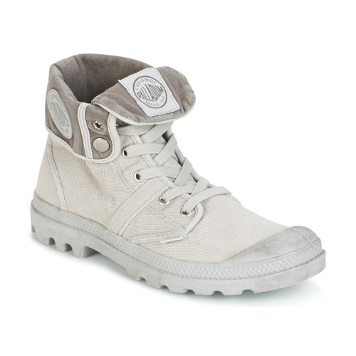 Sapatos Homem Botas baixas Palladium US BAGGY Matal