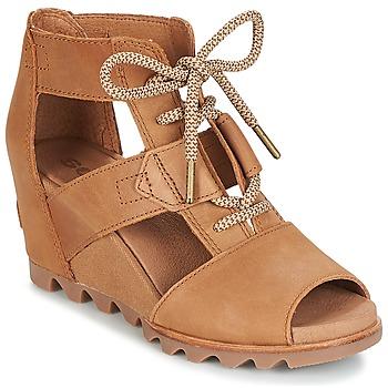 Sapatos Mulher Sandálias Sorel JOANIE™ LACE Castanho