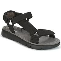 Sapatos Mulher Sandálias Camper ORUGA SANDAL Preto