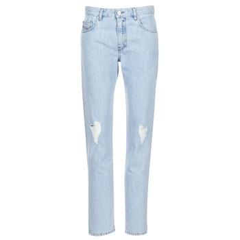Textil Mulher Calças Jeans Diesel NEEKHOL Azul