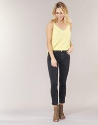 Textil Mulher Calças Jeans Diesel BABHILA Preto