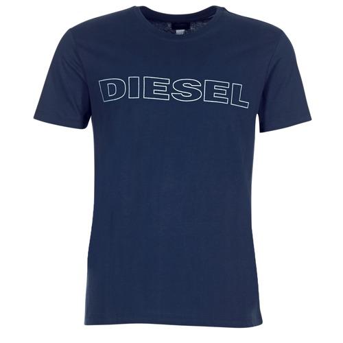 Textil Homem T-Shirt mangas curtas Diesel JAKE Marinho