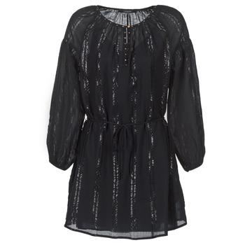 Textil Mulher Vestidos curtos Scotch & Soda DRAGUO Preto