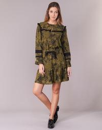 Textil Mulher Vestidos curtos Scotch & Soda NOONPL Cáqui