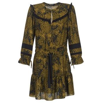 Textil Mulher Vestidos curtos Maison Scotch NOONPL Cáqui