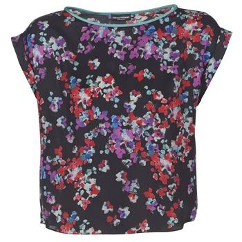 Textil Mulher Tops / Blusas Emporio Armani MORI Multicolor